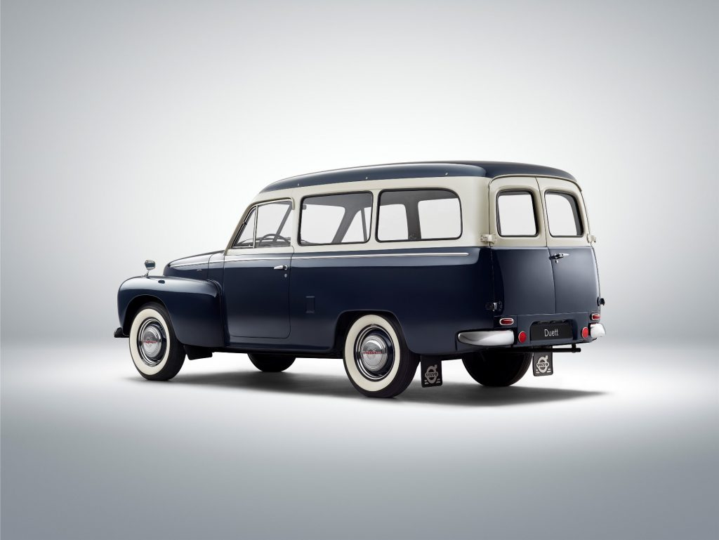 Volvo Duett by Volvo Press