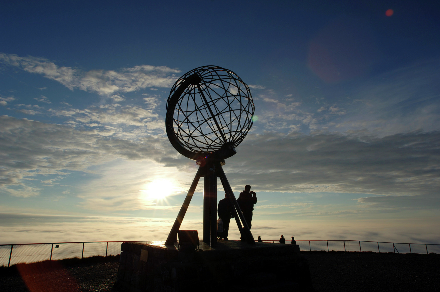 North cape by Johan Wildhagen - Visitnorway.com