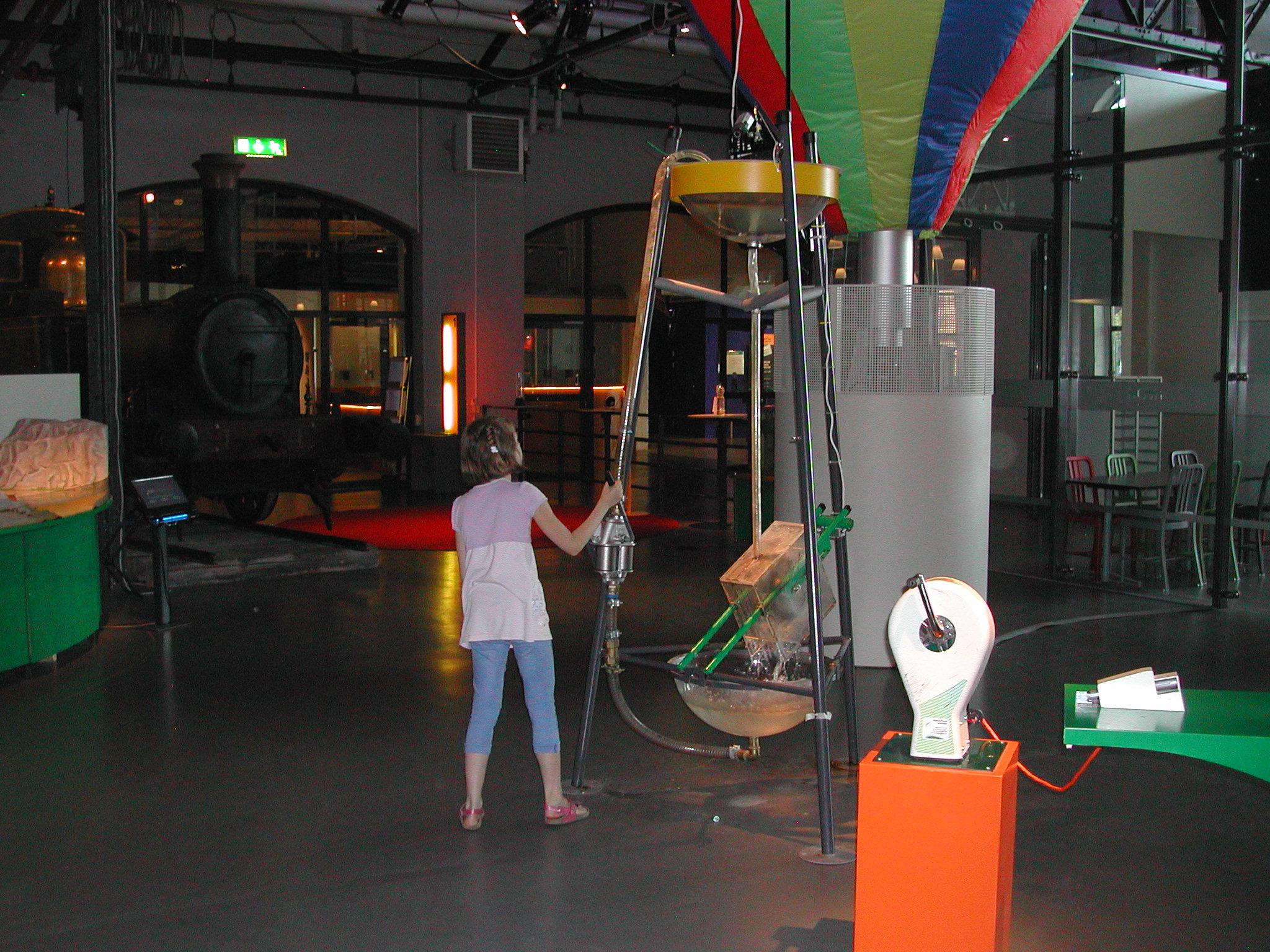 Innovatum sciencecenter, Trollhättan, Sweden